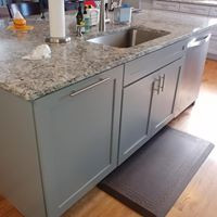 Counter top After