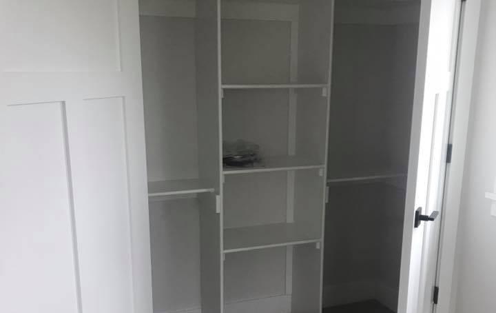 Finished Basement/ Closet