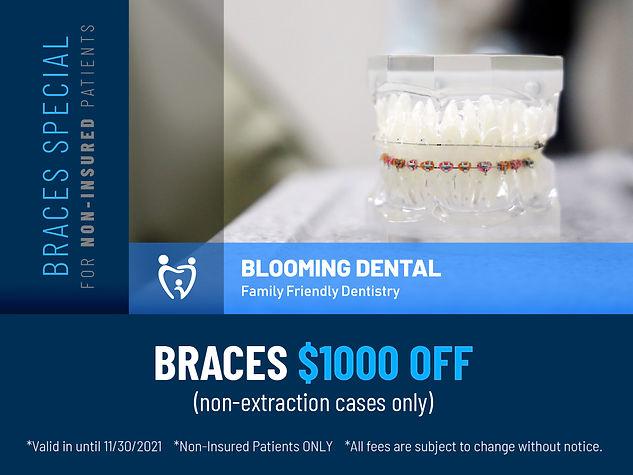 Blooming dental Cedar Park_Braces Specials_1000 OFF_Oct 2021.jpg