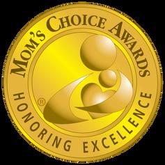 Mom's Choice Awards Gold Award Winner