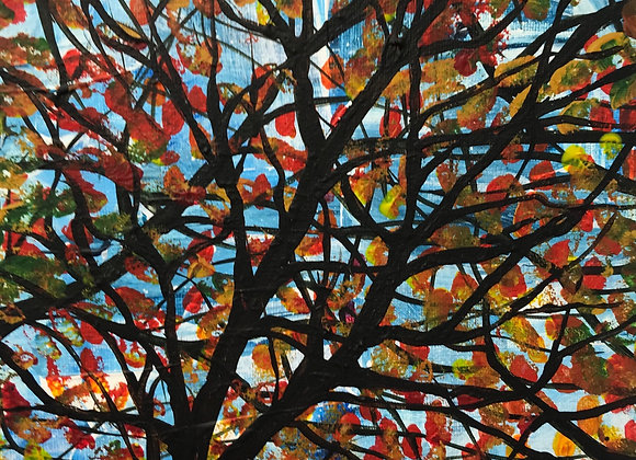 Colourful Leaves 1