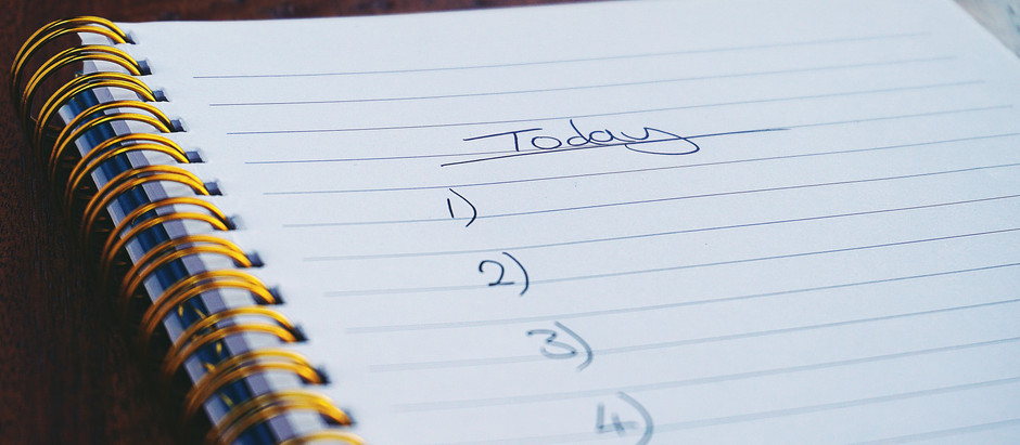 Creating Your Post-Divorce Checklist
