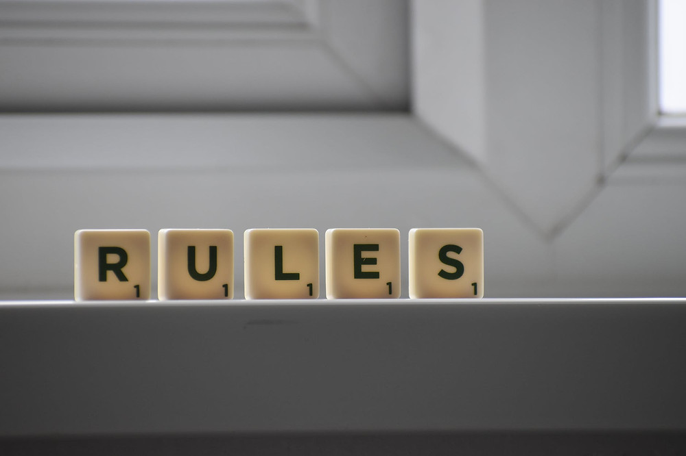 rules for after a divorce