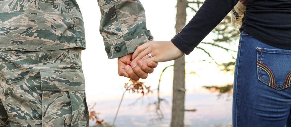FAQ- Divorcing A Military Spouse