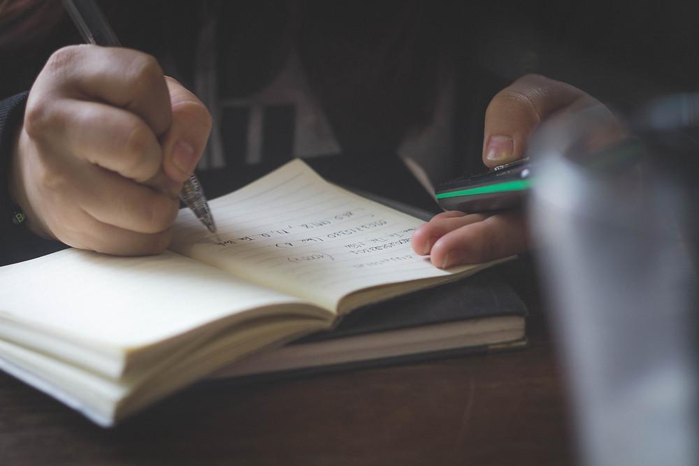 narrowing a list of divorce attorneys
