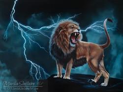 """""""Lightning Lion of Judah"""""""