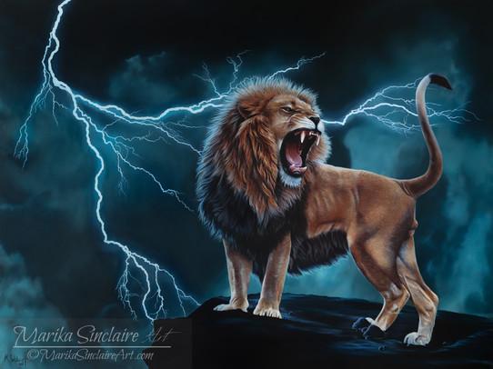 """""""Storm Lion"""""""