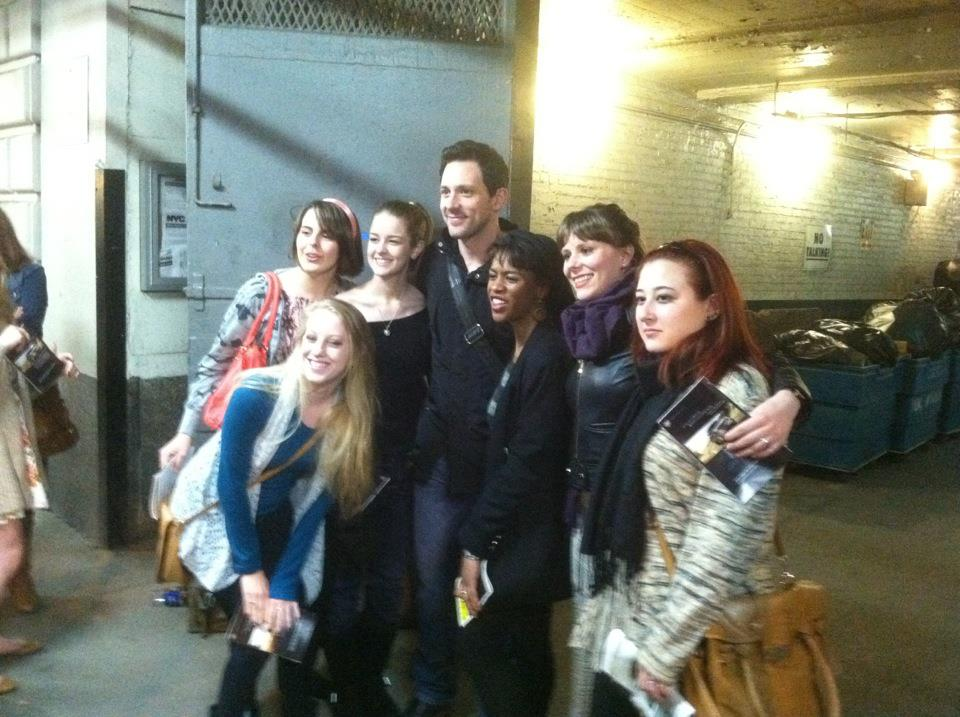 Meeting Steve Kazee