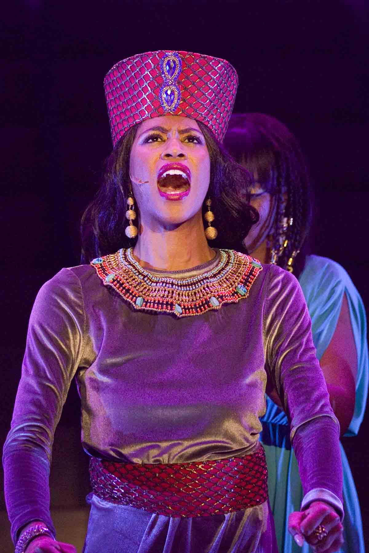 Amneris in Aida 3