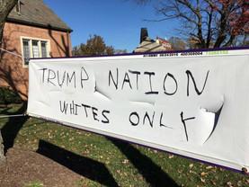 Hate Crimes in Trump America