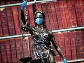 COVID-19's impact on jury selection