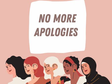 No More Apologies: Empowering Her Voice in Classroom Discussion