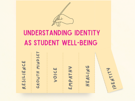 Understanding Identity as Student Well-Being