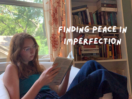 Finding Peace in Imperfection