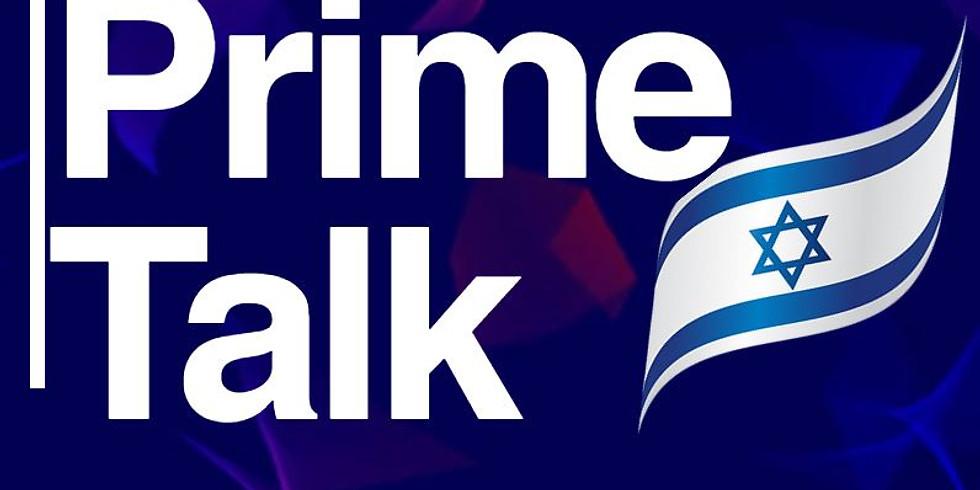 Prime Talk Israel 2019