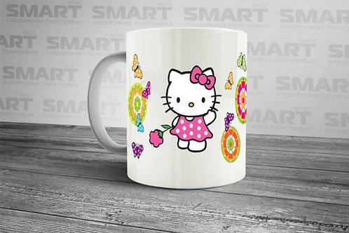 """Чашка """"Kitty"""". Дизайнер Алексей Ившенко"""