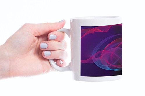 "Чашка ""Abstract form"""