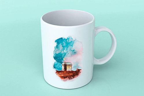 "Чашка ""Watercolor art. D"""