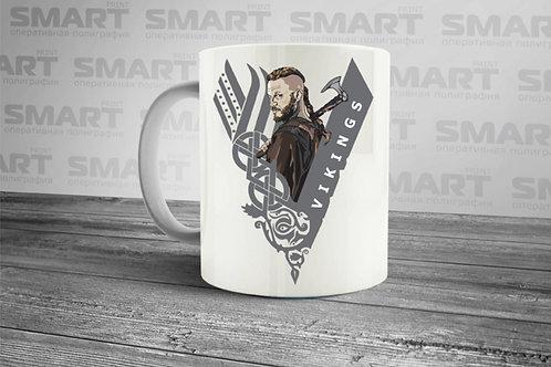 """Чашка """"Vikings"""", дизайнер Алексей Ившенко"""