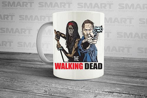 """Чашка """"Walking dead2"""", дизайнер Алексей Ившенко"""