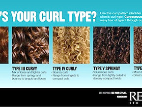 CURLY HAIR vs FRIZZ