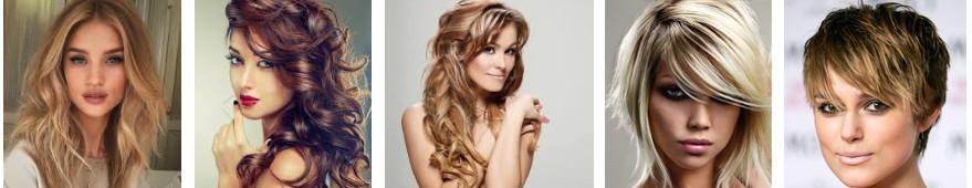 Model Hair Styles