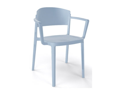 Abuela chair with arms