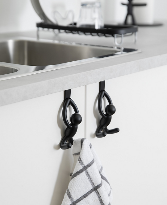 Buddy Over the Cabinet Hook set of 2