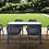 "Thumbnail: Ares table 32"" x 55"""