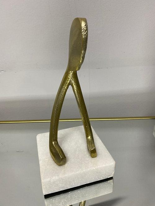 Wishbone Sculpture