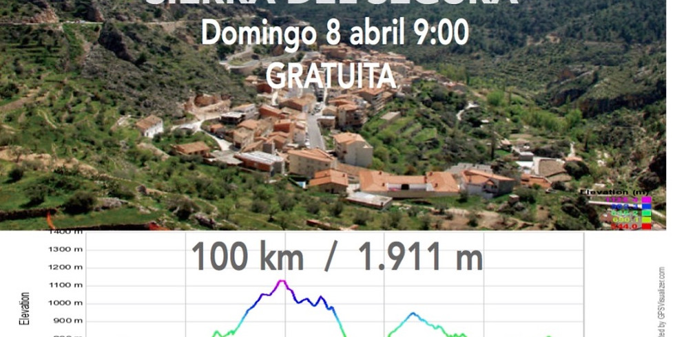 Pre Marcha SPORT BIKE Sierra del Segura