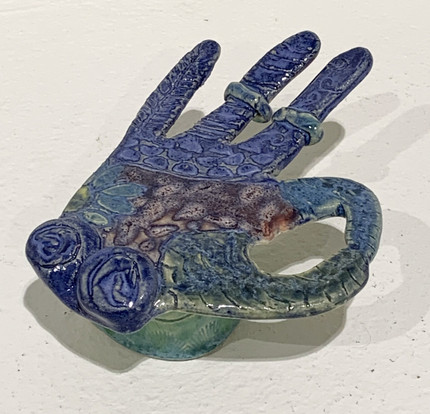 Untitled (Hand Signals)