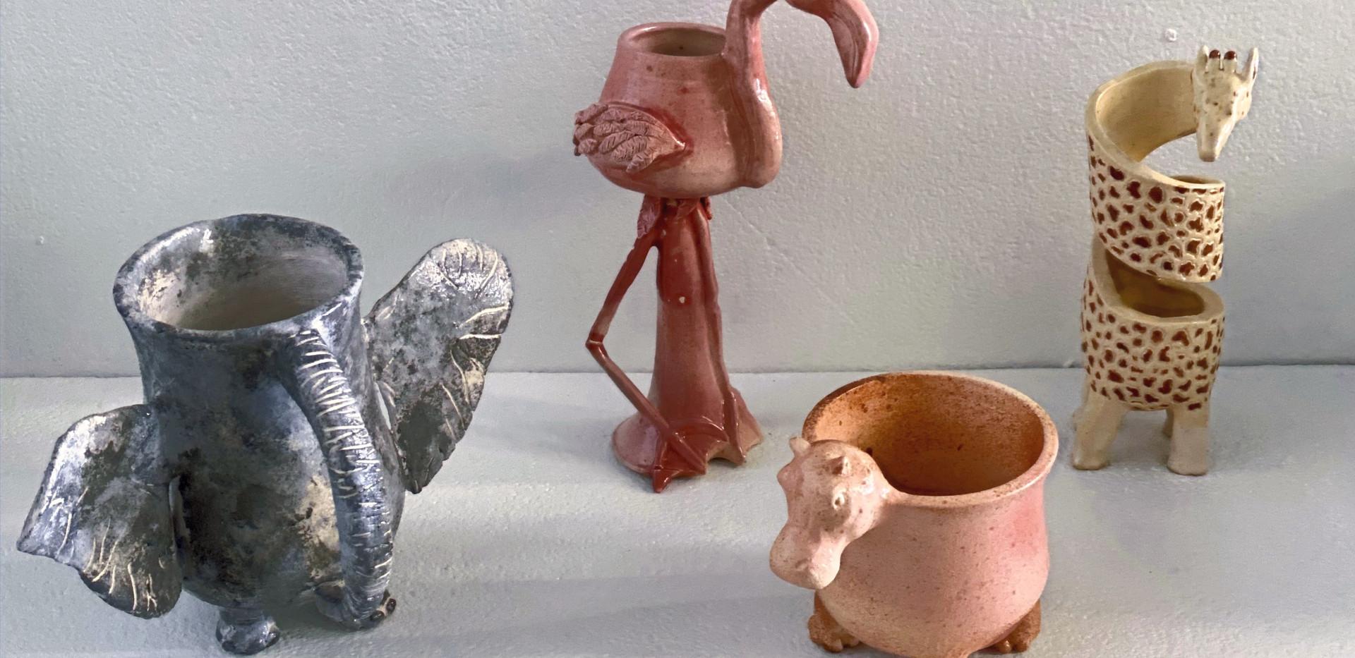 The Ceramic Zoo