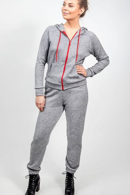 Zip-Up Hooded MOXY Track Suit