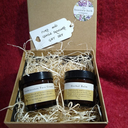 Pure and Gentle Skincare Gift Set
