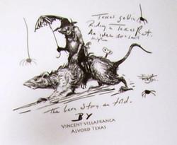 Texas Rat - (Ian Miller, 2010)