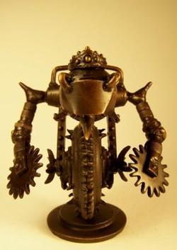 Robot Queen - 2009