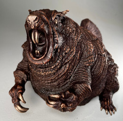 Angry Groundhog (2021)