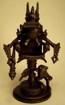 Robot King - 2009