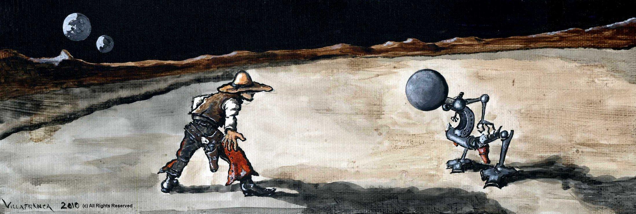 High Moons at Noon
