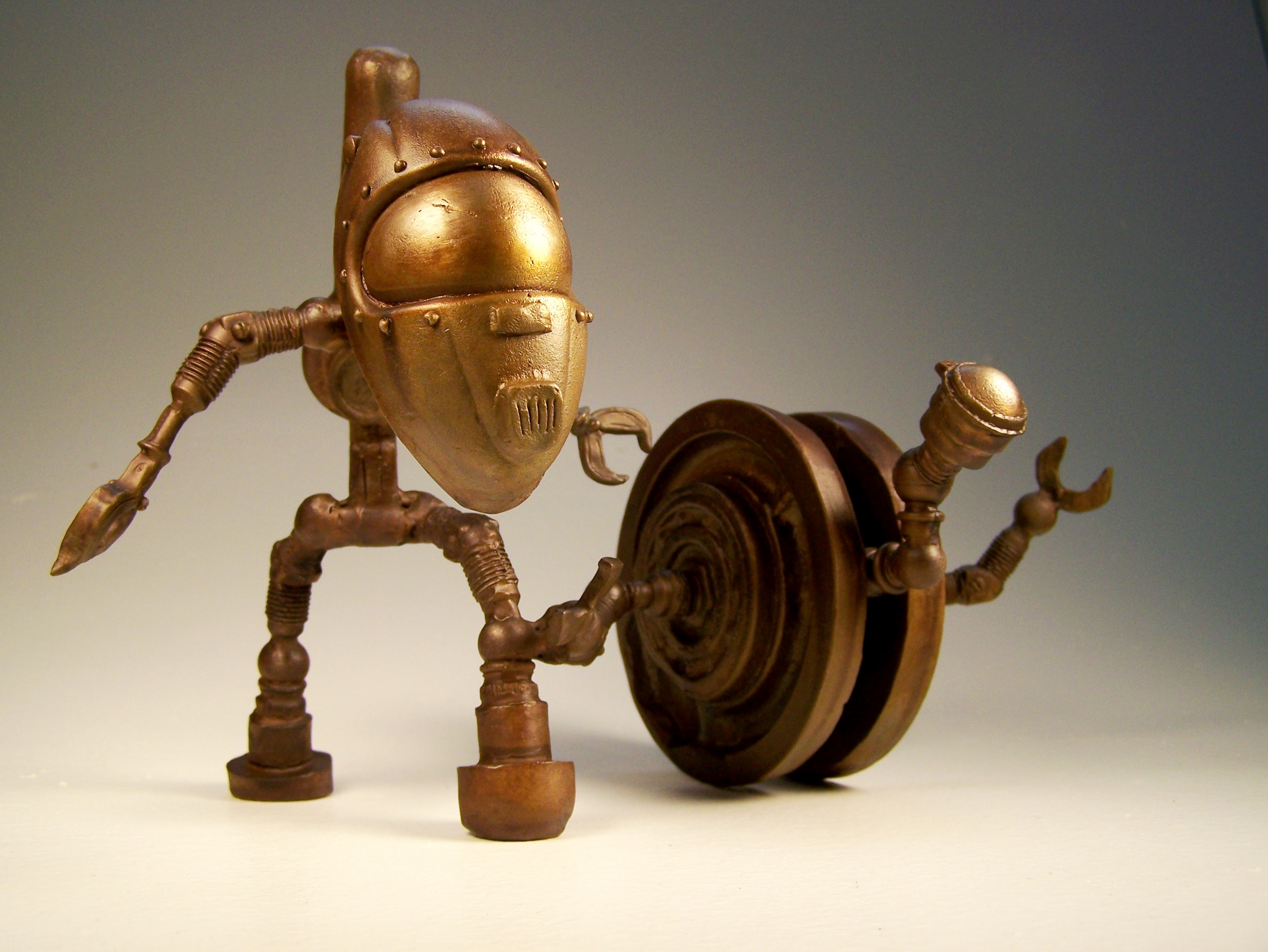 Hop-Bot and Disc-Bot (2006)