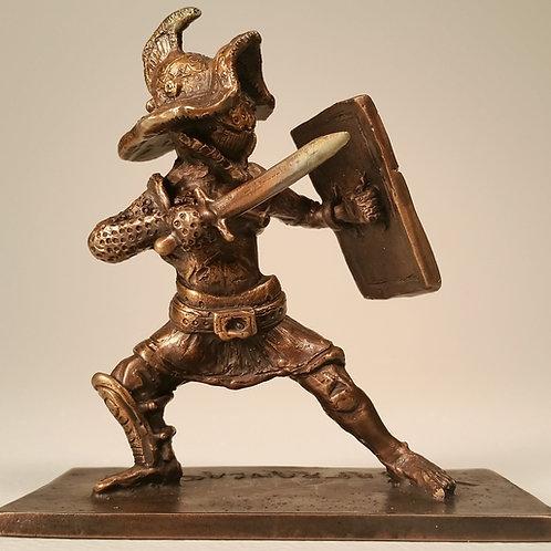 Sword-wielding Gladiator