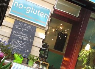 No-gluten Laden-Café Berlin