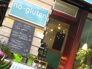 No-gluten Laden-Café Berlin