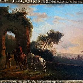 Ent. de Jean-Louis DEMARNE (1752/54 -1829)