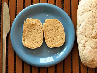 Ciabatta Brot glutenfrei
