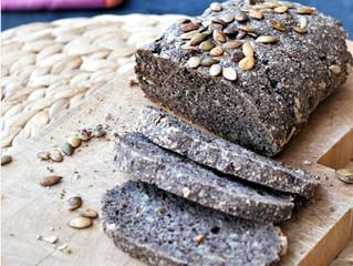 Glutenfreies Low Carb Brot ohne Ei