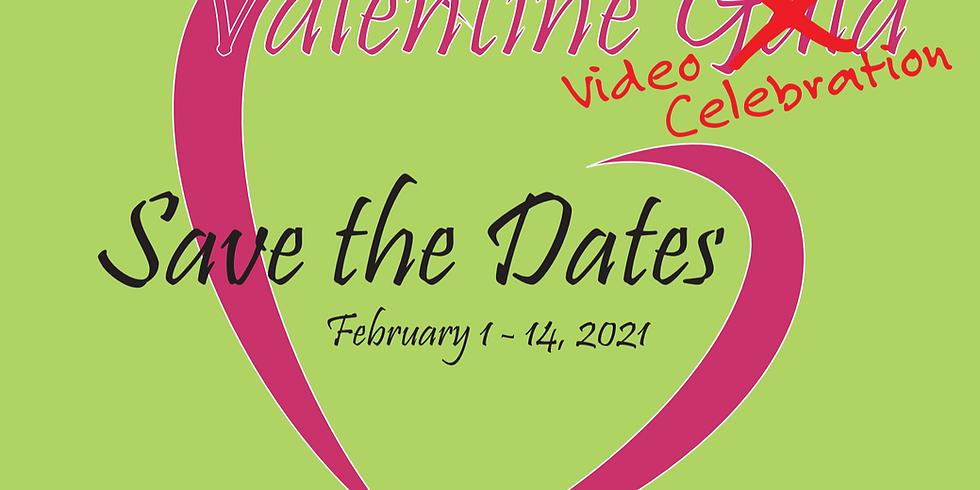 2021 Valentine Video Celebration