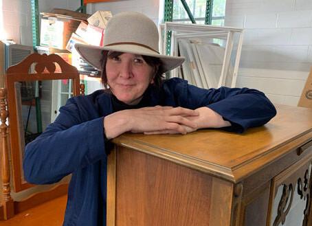 Susan Winiecki ready to help Habitat for Humanity-Powhatan grow