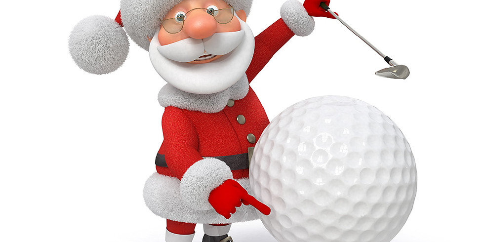 HOME FORE! THE HOLIDAYS GOLF EVENT